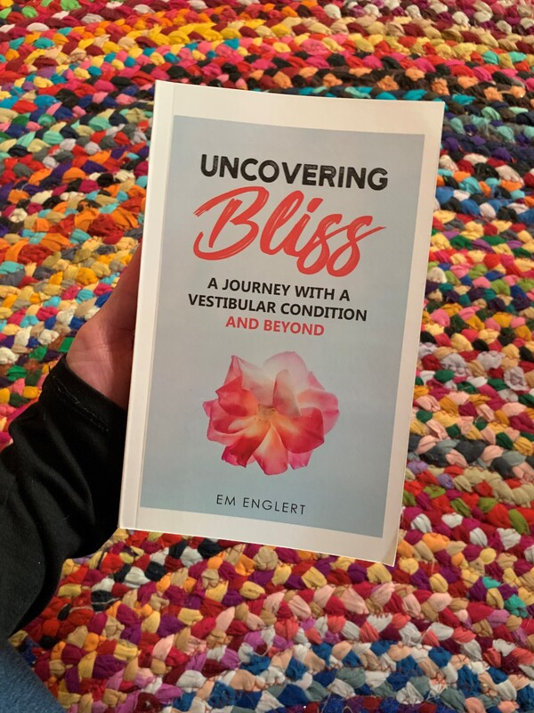 UNCOVERING BLISS BOOK